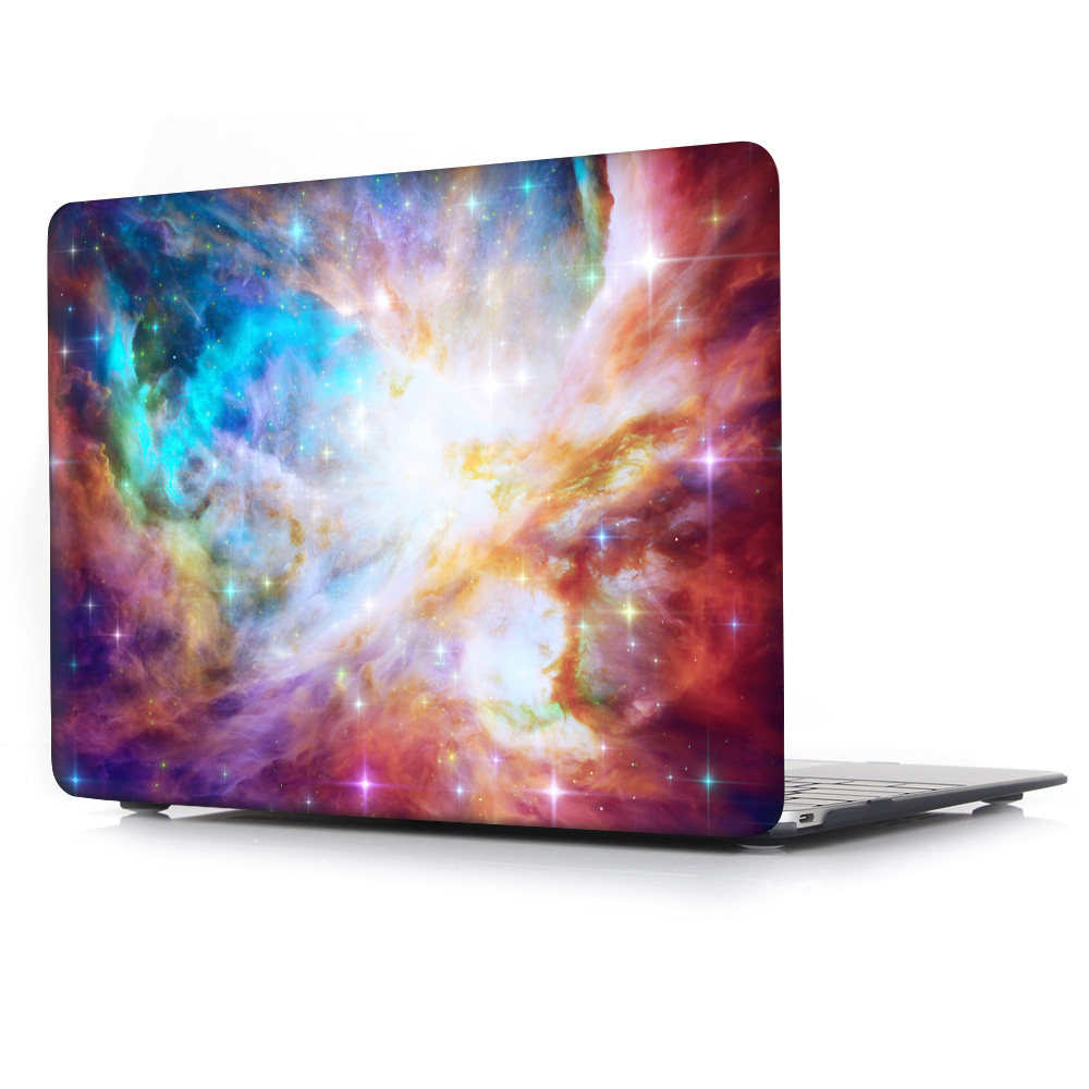 Vast mysterious shining stars printed Case for Apple MacBook Pro Retina 13 15 New Mac book Air 11 12 13.3 inch laptop shell