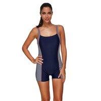 Large Size Swimwear Double Push Up Indoor Swimsuit 2018 May Beach Agent Provocateur Sport Racing Swimsuit Bikini pants