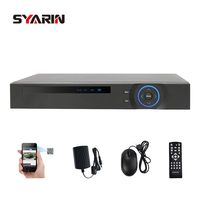 SYARIN 16chระบบกล้องวงจรปิดDVRบันทึกวิดีโอดิจิตอล16ช่องAHD 1080จุดWIFIไฮบริดการรักษาความปลอดภัยเฝ้าระวัง...