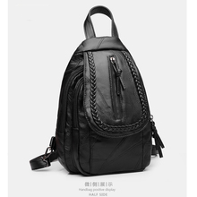 Fashion Backpack Real Leather Backpacks Genuine Leathe Women Backpack School Bags backpacks Female back pack casual shoulder  цена в Москве и Питере