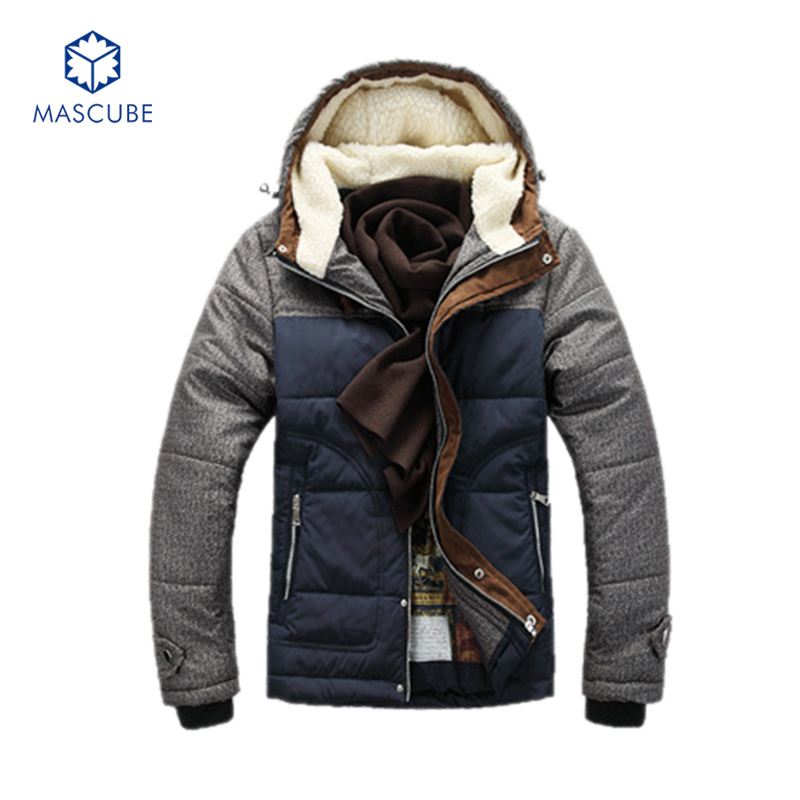 Aliexpress.com : Buy Fashion Parka Coat Men Winter Jacket Men's ...