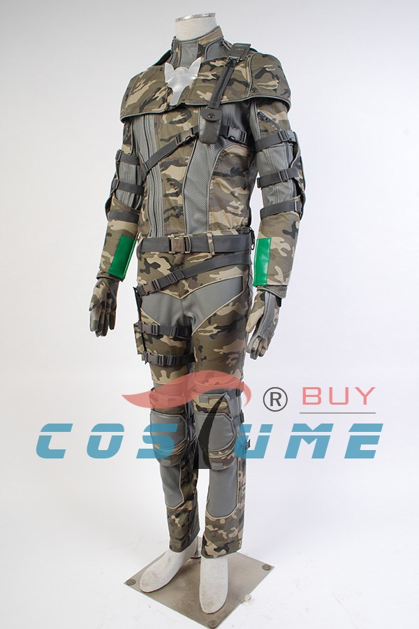 tom clancys splinter cell sam fisher camouflage coat outfit cosplay costume new arrivals in movie tv costumes from novelty special use on - Splinter Cell Halloween Costume