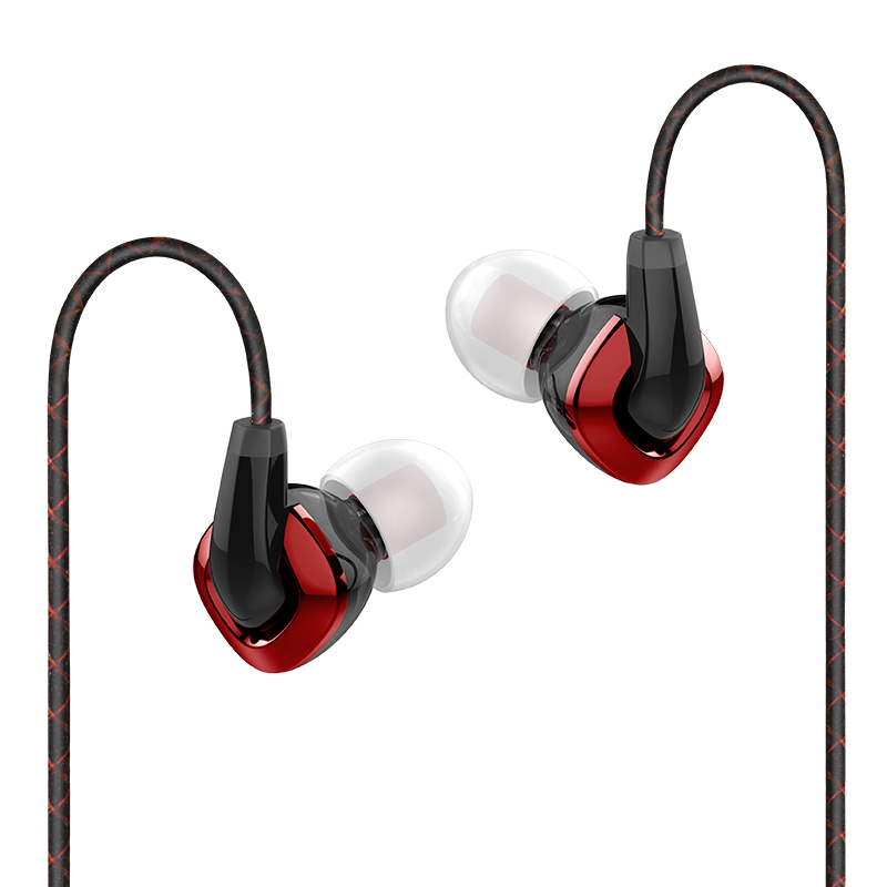 Newest FIIO F3 Dynamic In-Ear Monitors Earphone with Microphone all new fiio f3 dynamic in ear monitors earphone with in line microphone and remote controls 3 5mm l shaped jack colorful earbud