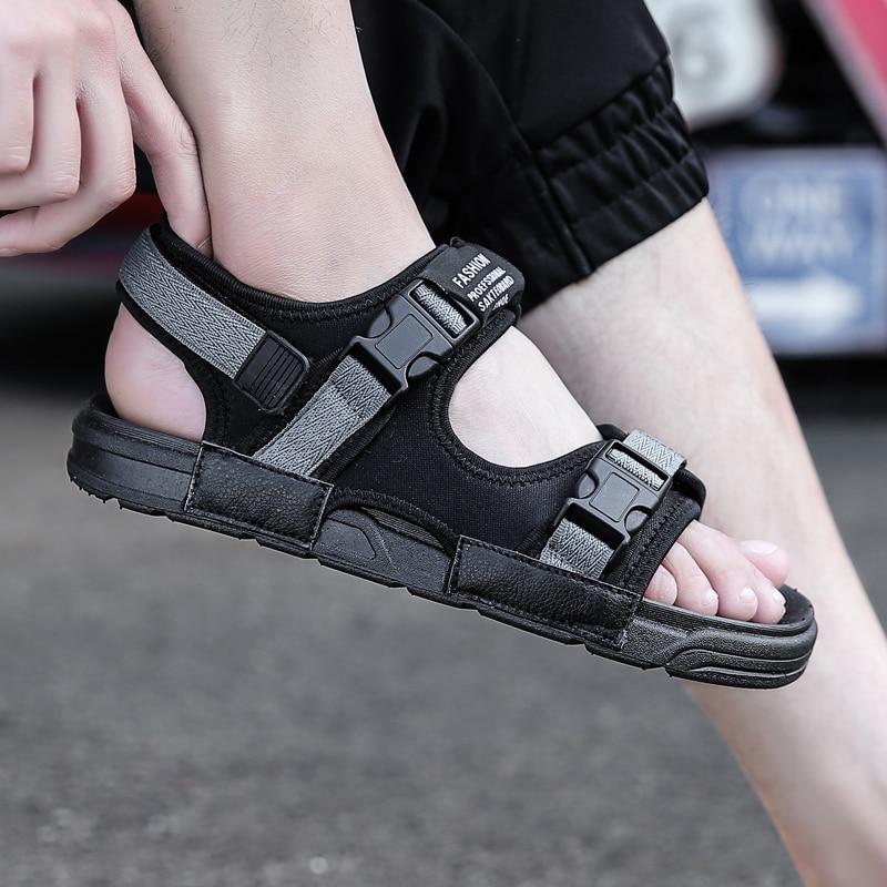 f97e0b67424834 New 2016 Summer EVA Massage Fashion Sandals Mens Flip Flops Casual Patch  Flipflops Men Sandalias Hombre Beach Slippers For ManUSD 27.93 pair
