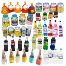 Кукольный домик Миниатюрная модель бутылки мини еда кукла Подходит Игрушка аксессуары ролевые игры игрушка подарок