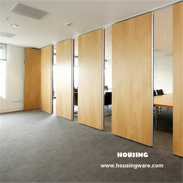 How To Build A Movable Partition Wall. Excellent There Are Two ...