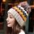 Mais Grossa de Veludo Espessamento Quente Hedging Chapéu de Outono E Inverno Feminino Chapéus Bonés Casuais Lazer Chapéus De Malha Para Meninas Mulheres