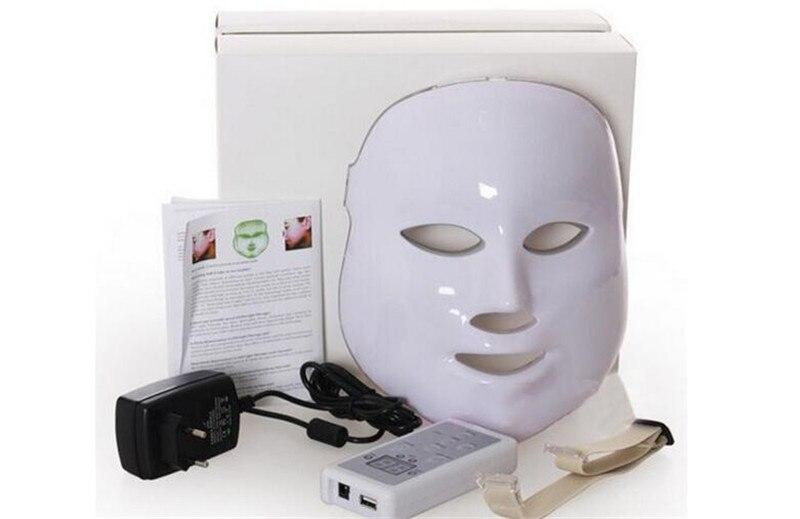 LED color light mask, instrument mask machine, phototherapy instrument, LED mask, beauty instrument, 7 color mask op7 6av3 607 1jc20 0ax1 button mask