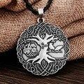 10pcs Norse Vikings Pendant Soldiers Raven Tree of Life PENDANT Knot Viking Amulet Pendant Nordic Talisman