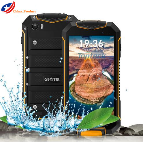 GEOTEL A1 IP67 Waterproof Shockproof 4 5 Android 7 0 3400mAH Smartphone Android 7 0 8GB