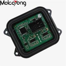 ไฟหน้าควบคุมมุมบัลลาสต์สำหรับX5 E70 E90 E91 E92 E93 X6 Z4 63117182396