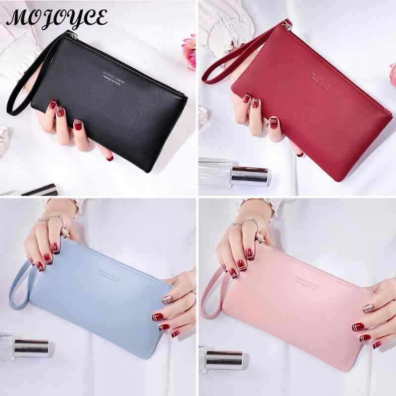 50af9705526b ... Women s Clutch Bag Simple Black Pu Leather Crossbody Bags Enveloped  Shaped Small Messenger Shoulder Bags Big ...