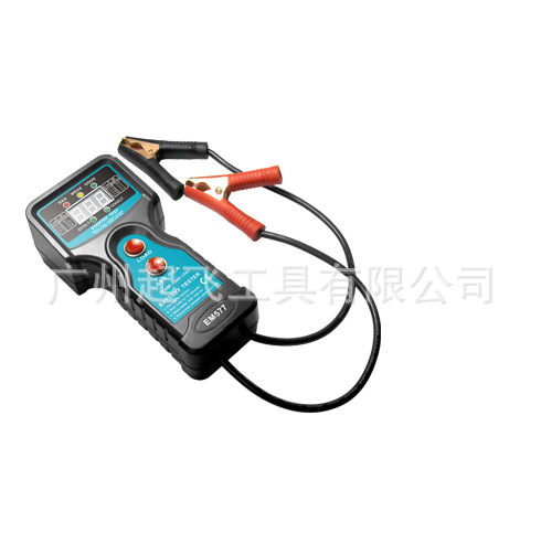 Digital Automotive Car Battery Tester  12V CCA for Cold Temperature Battery Load Charging Voltage Starter Motor EM577  em281 mini 12v 24v automotive battery tester lcd bar indication battery load tester electrical all sun em281 battery analyzer