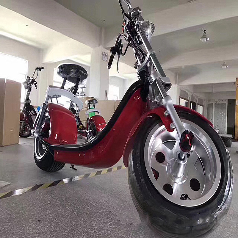 14 Off Road Powerful Adult Electric Scooter With
