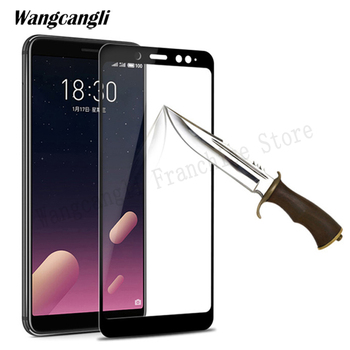 wangcangli Full screen coverage for xiaomi redmi note 5 Pro glass screen protector for redmi 5 plus 5a 4a note 4x Tempered glass