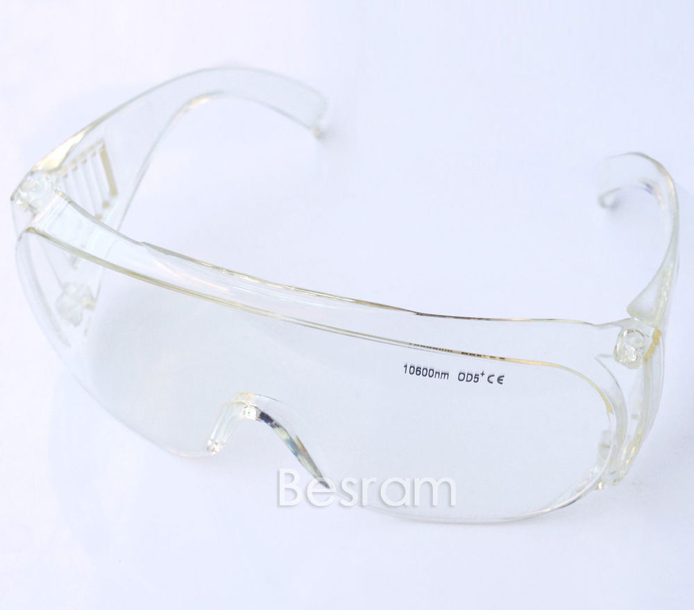 ФОТО Protection Laser Goggles Safety Glasses eyewear for 10600nm CO2 OD5