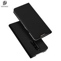 DUX DUCIS PU кожаный флип чехол для Oneplus 7 Pro кошелек чехол для телефона Oneplus 7 Pro Чехол Oneplus7 Pro one plus 7 7Pro Funda