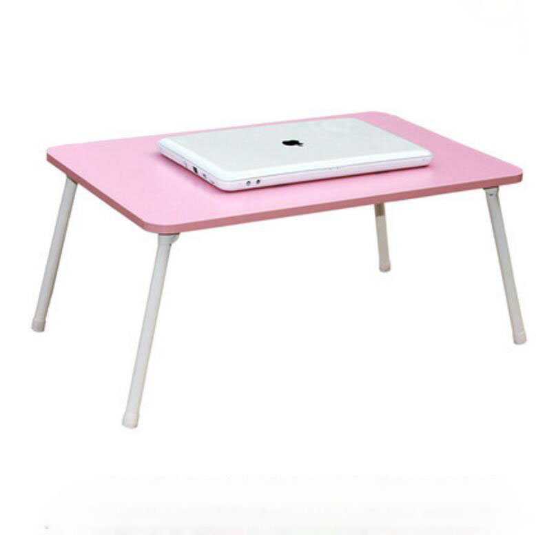 Portable folding laptop desk 1PC Portable Picnic Camping Folding Table Laptop Desk Stand PC Notebook Bed 17SAN7D5