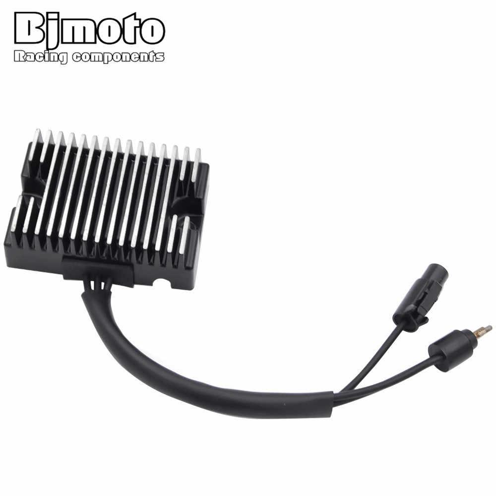 Bjmoto 12V regulator rectifier For Harley Davidson 74523-94A Davidson XL SPORTSTER 1200 883 1994-2003 XL 1200C Custom 1996 -2003