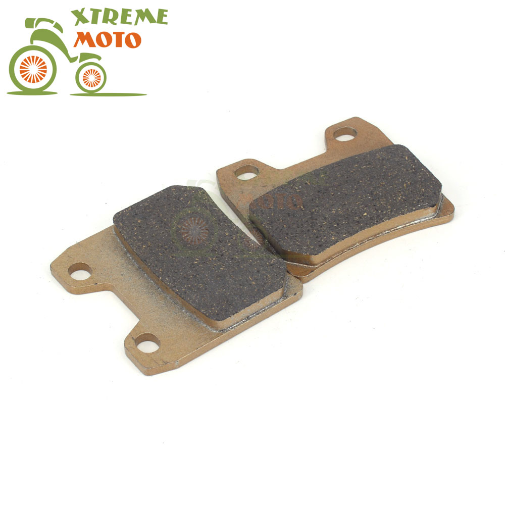 Rear Motorcycle Brake Pads For YAMAHA FZS1000 XJR1300C XJR1300N/P XJR1300R/S XJR1300 T/V/W Enduro Dirt Pit Bike Off Road