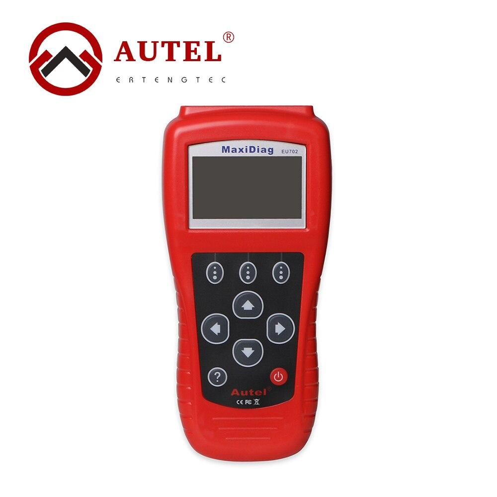 Autel maxidiag eu702 code reader obd2 obdii eobd scan tool fault code reader eu702 obd2