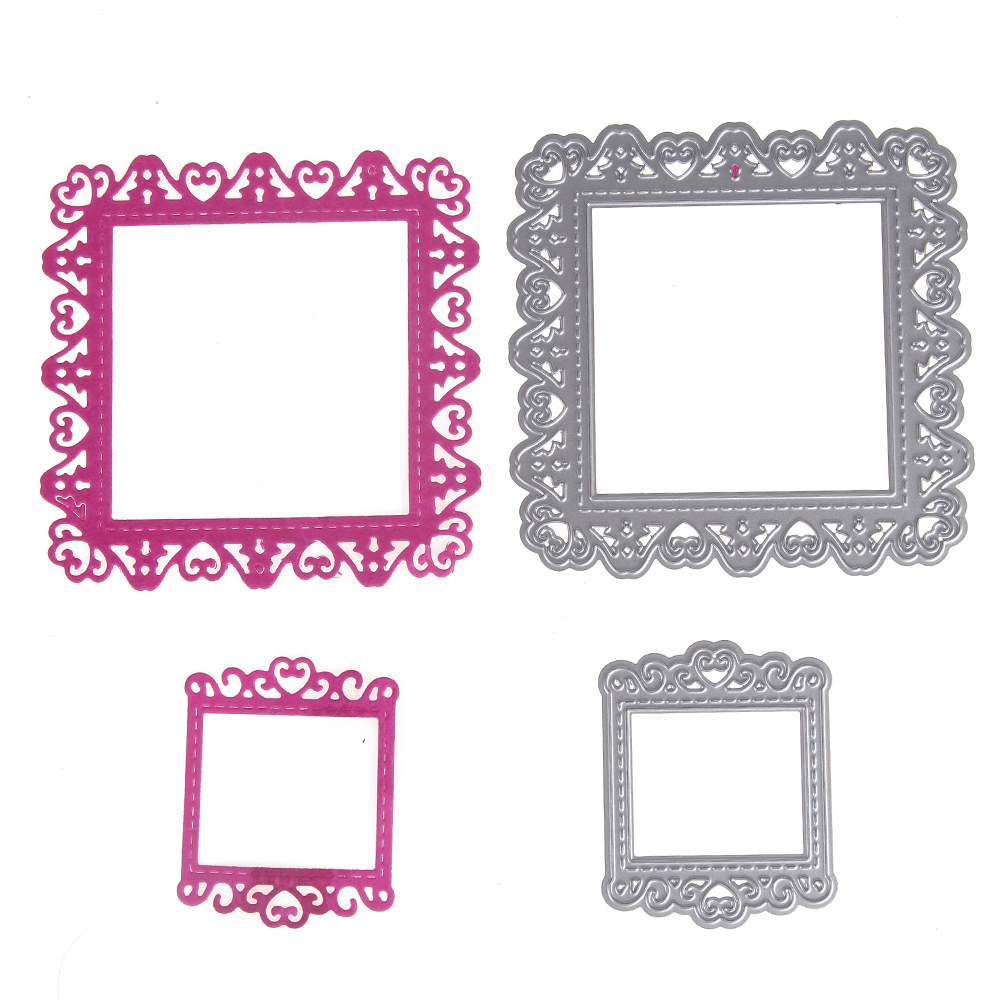 8989mm customized card love frame stencil metal cutting dies cut 8989mm customized card love frame stencil metal cutting dies cut practice hands on diy scrapbooking album craft dies tool in cutting dies from home jeuxipadfo Image collections