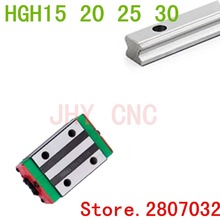 20mm HIWIN Linear guide rail carriages , DFU1605 Ball screws with DOUBLE BALLNUT and related elements for CNC