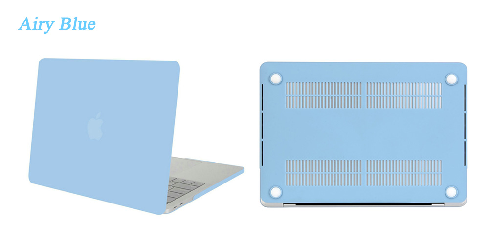 Mosiso Matte Case for MacBook 19