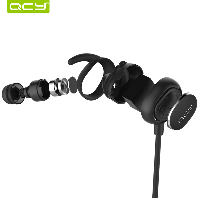 sweatproof headphones bluetooth V4.1 wireless sports earphones aptx 3d stereo headset with microphone handsfree calls