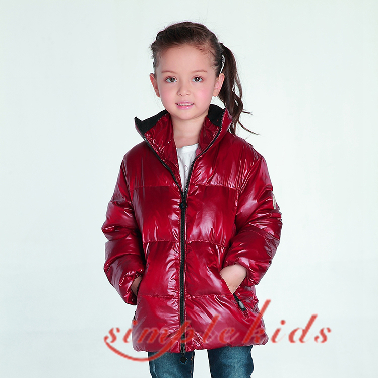 Winter Girl Down Jacket Baby Down Coat Boy Down Jacket Children High Quality Snow-wear Outerwear 2T-12T the children down jacket winter suit pants can open a boy girl down jacket girl down jacket girl boy jacket girls winter coat