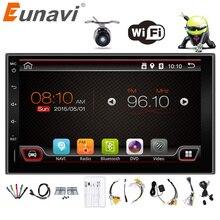 2017 verkauf Eunavi 2 Din Android 6.0 2din Neue Universal Auto Radio Stereo Gps Navigation In Dash Pc Video 2g Ram (optional)
