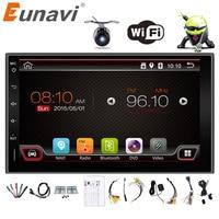 2017 Sale Eunavi 2 Din Android 6 0 2din New Universal Car Radio Double Stereo Gps
