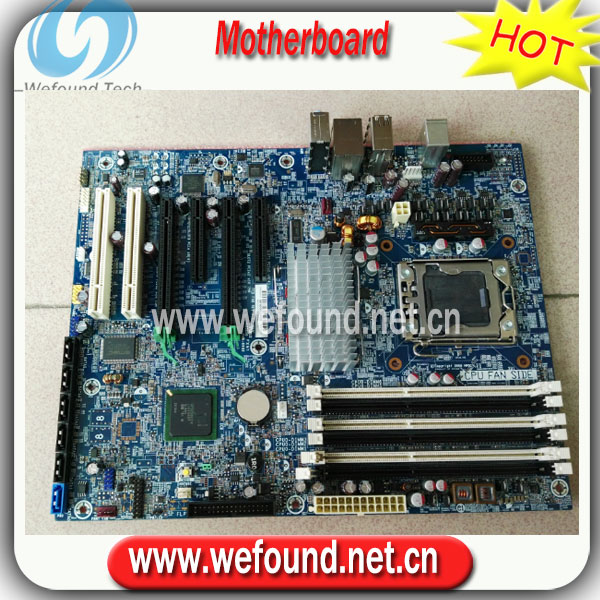 High quality Desktop Motherboard for Z400 586968-001 586766-002 586766-001 fully tested&working perfect цена