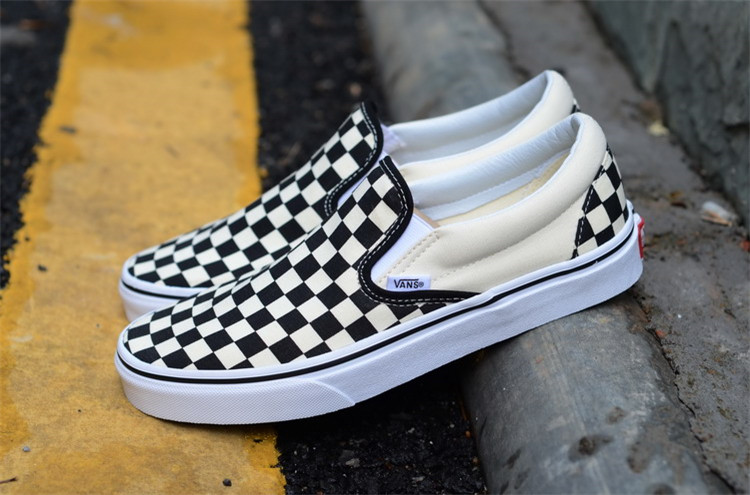 Vans Sports Shoes Strict Free Shipping Vans Lattice Series Men Canvas Shoes weight Lifting Shoes Sneakers Shoes Size 40-44 Clear-Cut Texture
