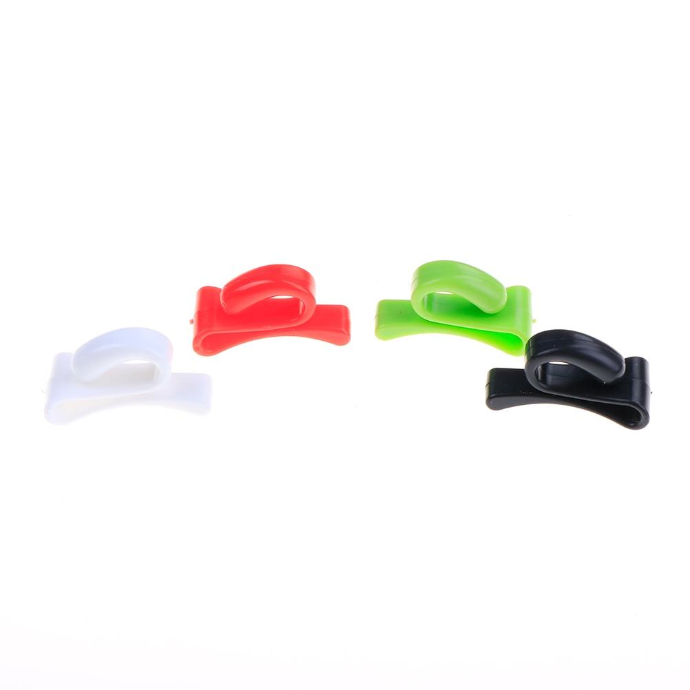 4pcs Mini Built-in Bag Clip Prevention Lost Key Hook Holder colorful Bag Inside Storage clips for Multiple types bag inside