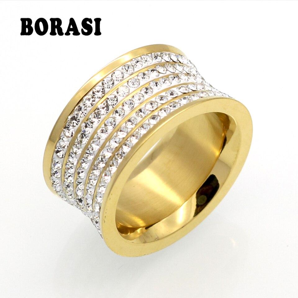 Aliexpress.com : Buy 5 Row Brand Crystal Jewelry Fashoin