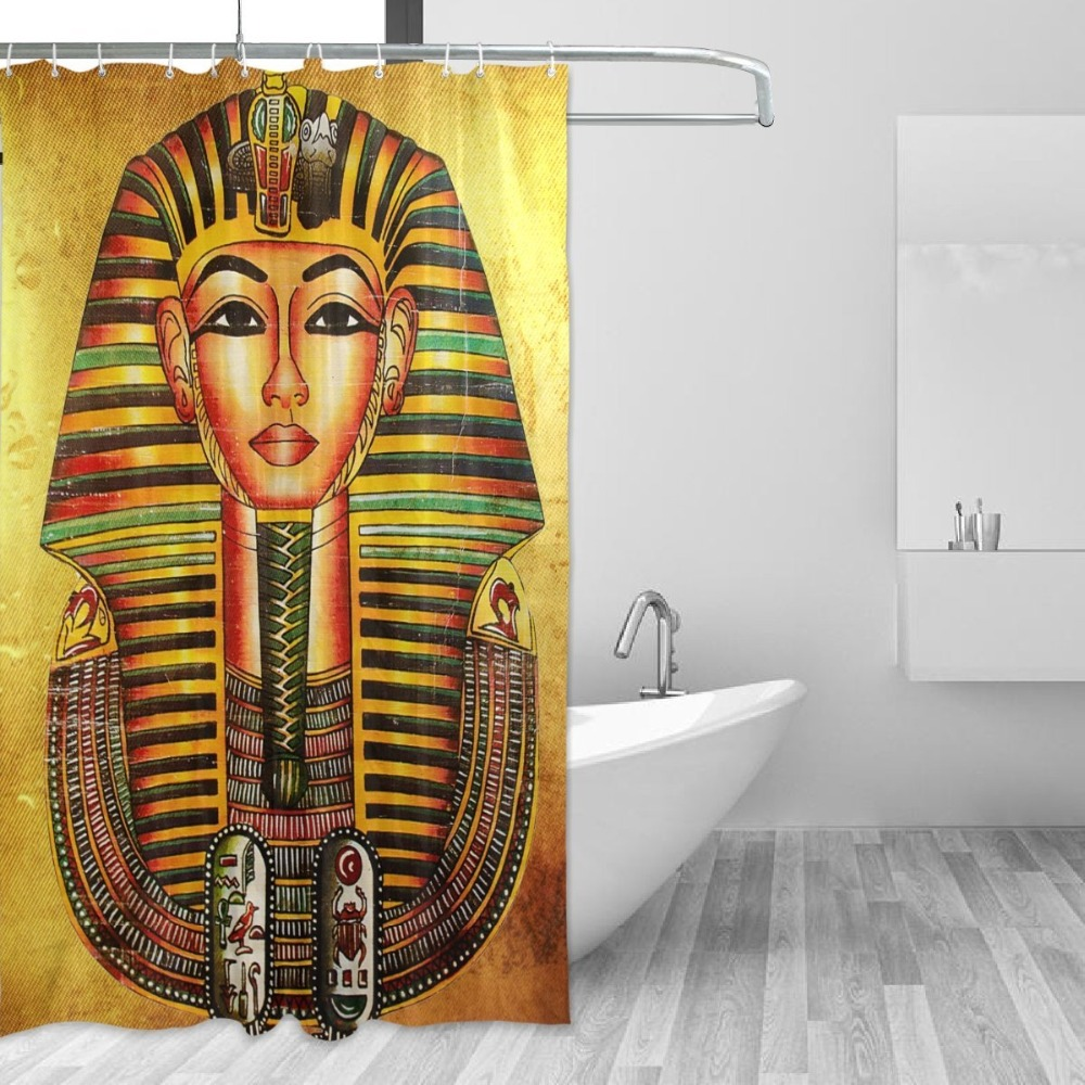 Egyptian Bathroom Decor