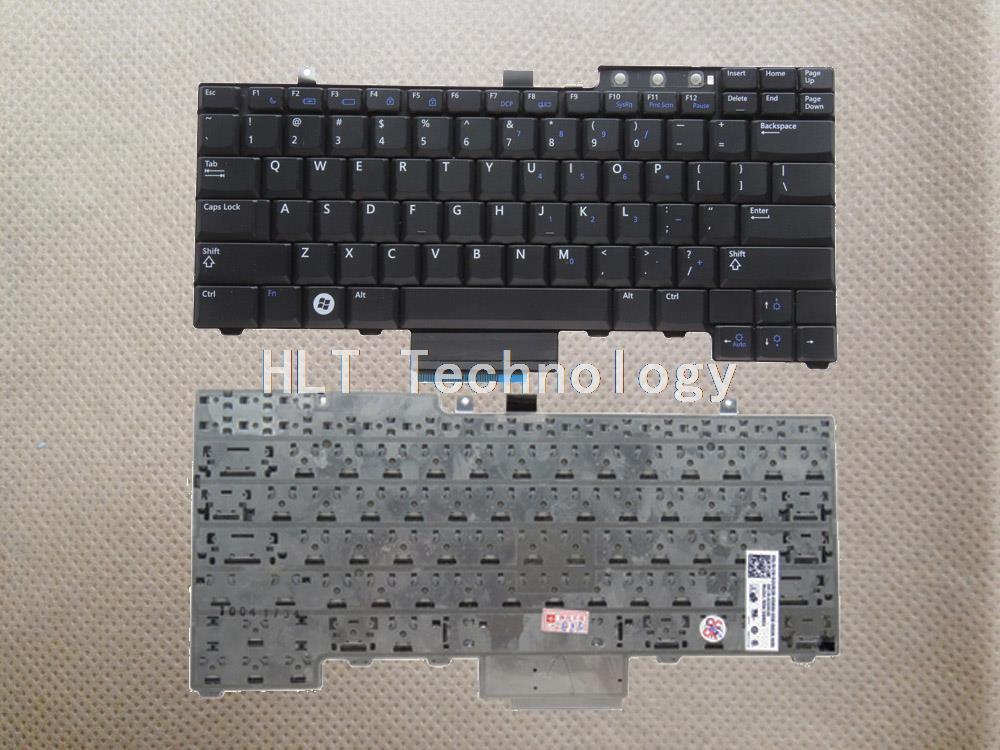90/% New Genuine Dell Latitude E5400 E5410 Keyboard NSK-DBB01