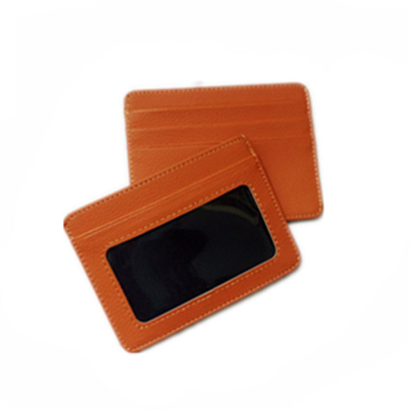 Credit Holder Card Fashion Vintage Retro Texture Mini ID Holders Business Credit Card Holder Leather Slim Bank Case Purse Wallet fashion unisex business credit card holder top brand alloys bank card case id holders card organizer drop shipping gift yl