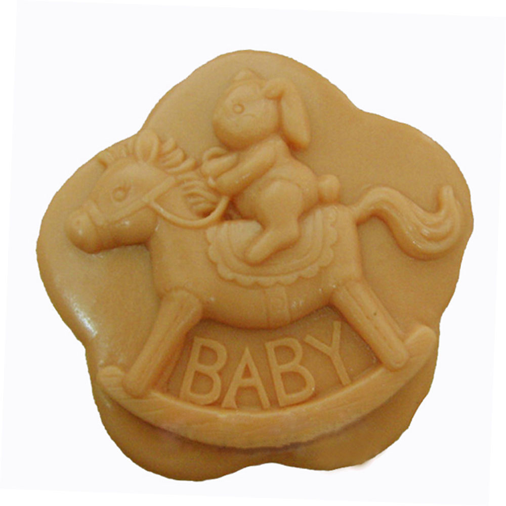 Hobbyhorse Silicone Soap Molds Diy Craft Handmade Candle Resin Soap Making Mould