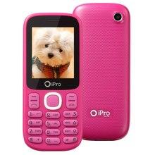 Oipro I3200 2.0 inch открыл мобильный телефон Celular MTK6260M английский/испанский/португальский GSM Dual SIM сотовых телефонов для старые люди