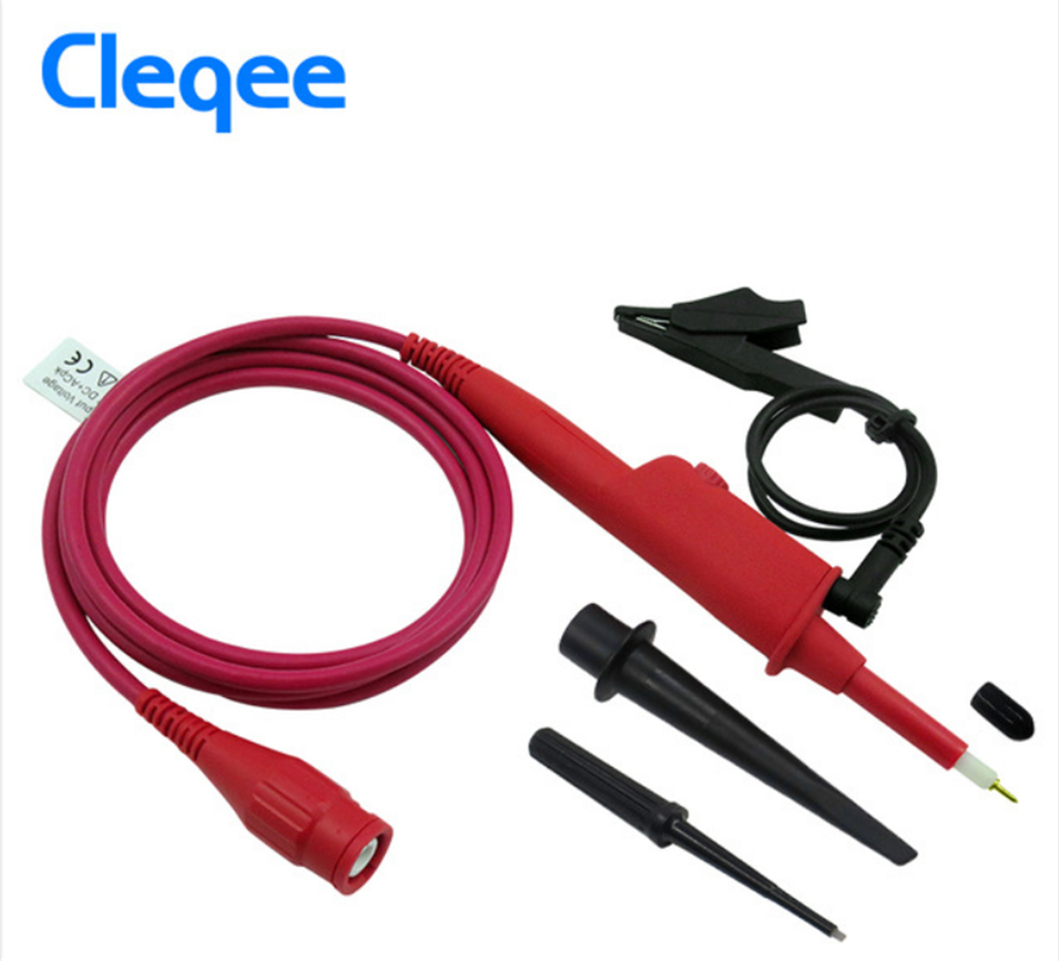P2300C 1PCS Oscilloscope Probe 100:1 High Voltage Withstand 5KV 300MHz For Oscilloscope Tektronix HP Worldwide цена