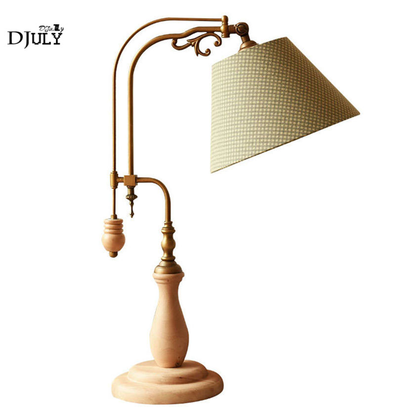 American vintage table lamp for living room industrial bedroom lamp retro home deco study office light table cozy desk led e27American vintage table lamp for living room industrial bedroom lamp retro home deco study office light table cozy desk led e27