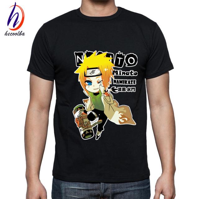 Super cool Naruto logo t-shirt