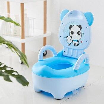 Portable Baby Potty Multifunction Baby Toilet Car Potty Child Pot Training Girls Boy Potty Kids Chair Toilet Seat Children's Pot 13