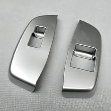 Для NISSAN NV200 Evalia 2010 2018 интерьер дверная ручка подлокотника Стикеры отделка chrome автомобильные аксессуары