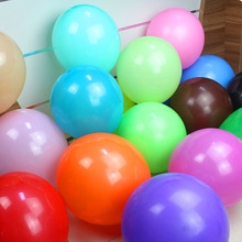 KAMMIZAD Balloons Multi-Color Infaltable 100pcs/lot Wedding Party Festival Decoration Carnival Latex globos Wholesale