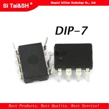5pcs/lot New TOP258PN TOP258 DIP-7 Integrated Off-Line Switcher with Advanced Feature