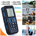 Darkblue Laser Distance Measurer Meter Rangefinder Measure Area/Volume 120ft (40m)/ 185ft (60m)/ 245ft (80m)/ 320ft (100m)