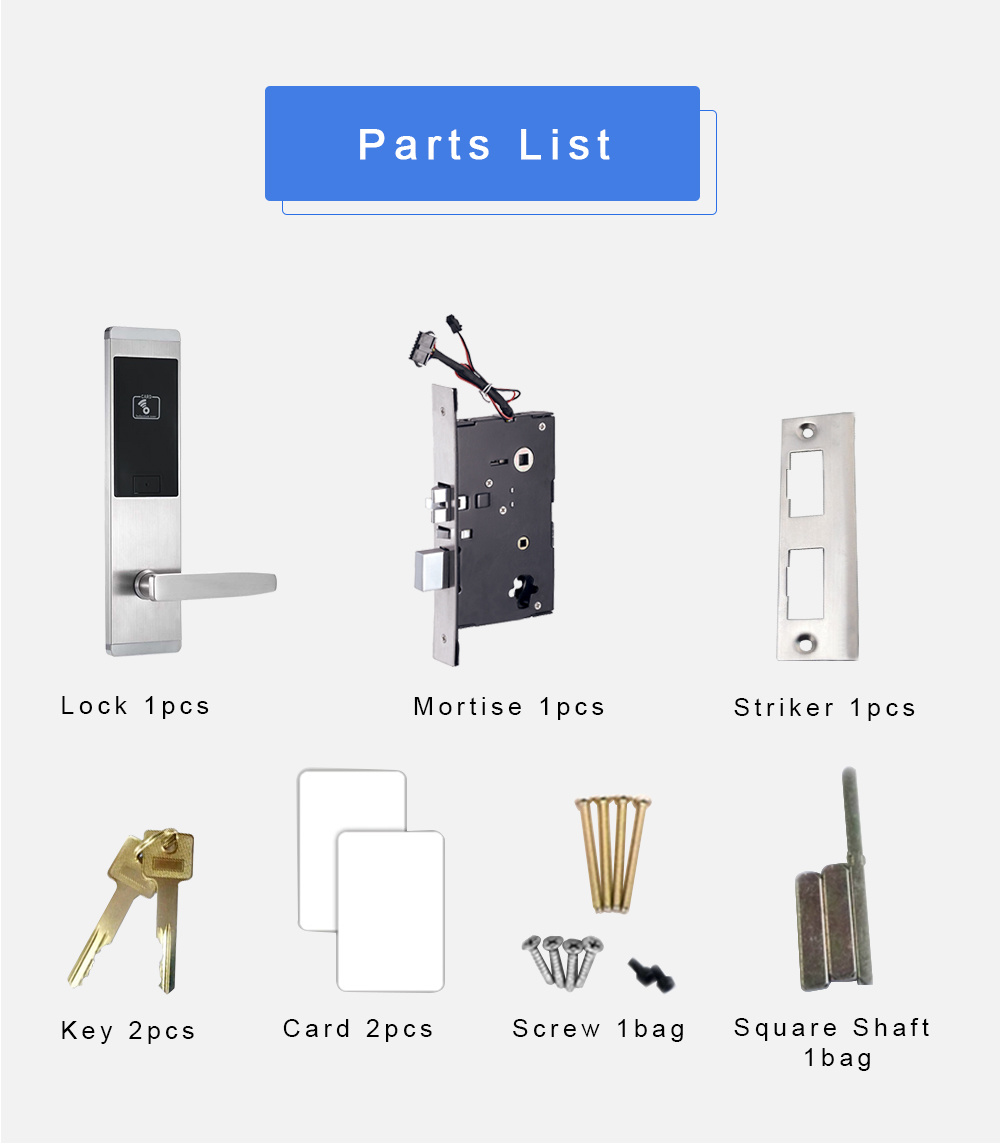 Safe-Electric-Smart-Digital-Electronic-Mortise-RFID-Card-Cylinder-Hotel-Door-Lock-with-System (5)
